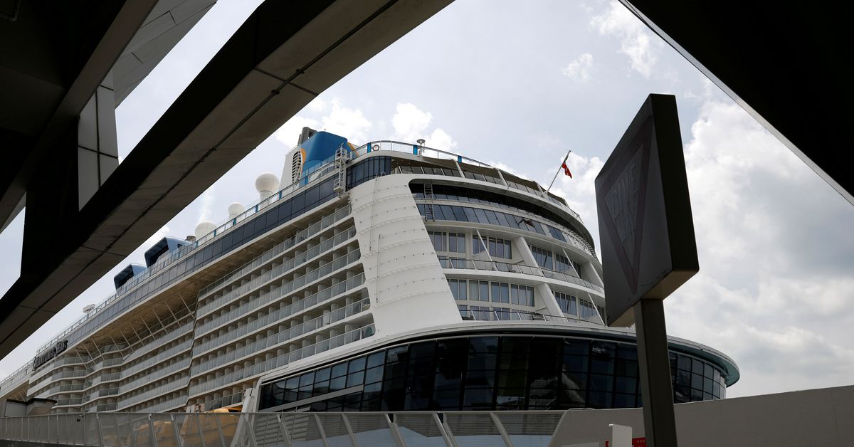 Royal Caribbean aims to resume U.S. cruises in July after new CDC guidance